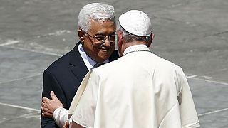 Filistinli rahibeler Papa Francis tarafından azize ilan edildi