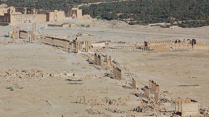 """تدمر .... جوهرة الشرق تحت رحمة تطرف """"تنظيم الدولة"""""""