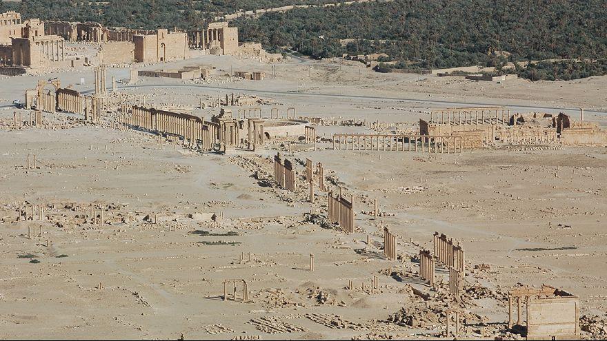 Újabb romváros az Iszlám Állam árnyékában
