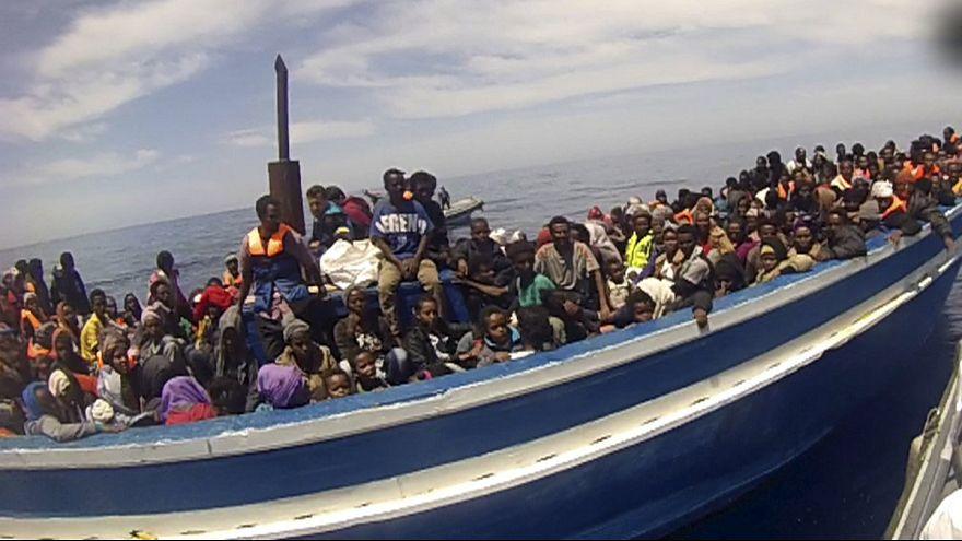 EU treibt Militäreinsätze gegen Schleuser voran