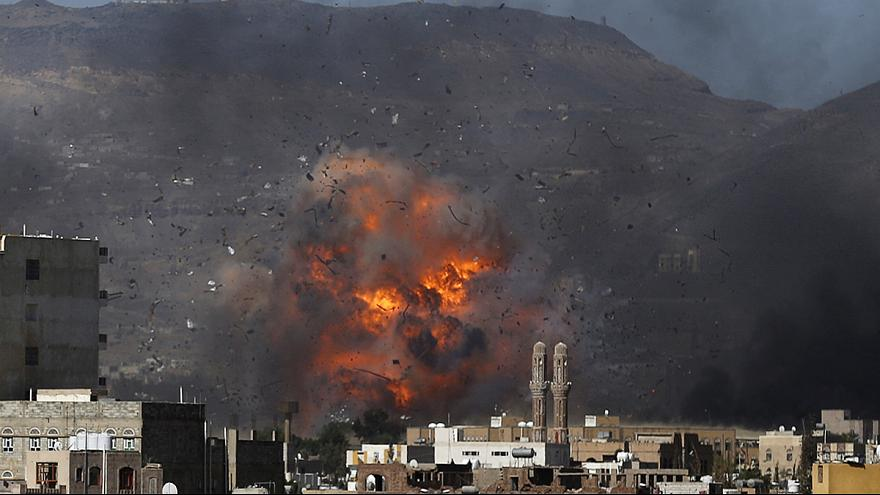 Iran calls for UN action as Saudi airstrikes resume against Houthis in Yemen