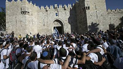 "Clashes erupt amid ""Jerusalem Day"" celebrations – nocomment"