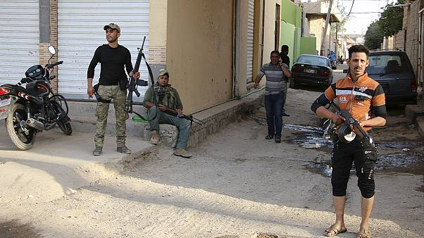تصرف شهر رمادی توسط داعش و شکست سنگین ارتش عراق