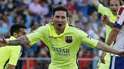 Der FC Barcelona auf dem Weg zum Triple