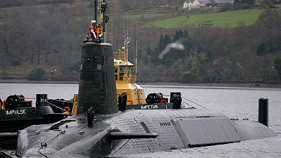 """Whistleblower labels UK's nuclear subs a """"disaster waiting to happen"""""""