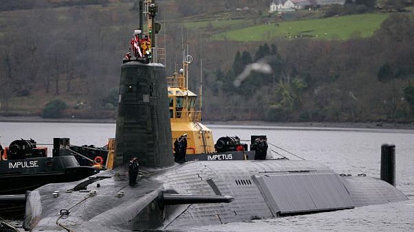 "Whistleblower labels UK's nuclear subs a ""disaster waiting to happen"""
