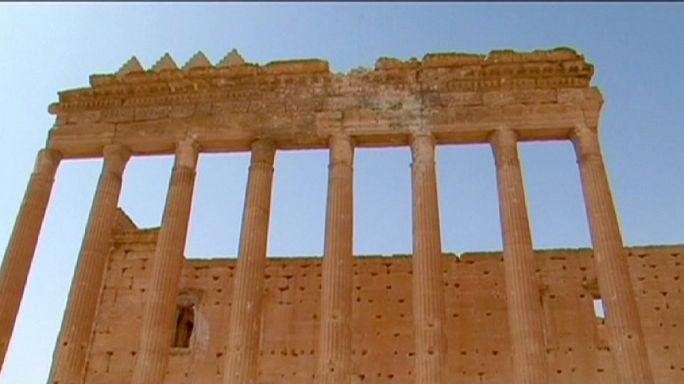 Az ókori romok védelmére figyelmeztet az ENSZ Szíriában