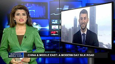 La expansión de la economía china en Oriente Medio