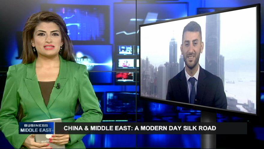 A expansão da economia chinesa no Médio Oriente
