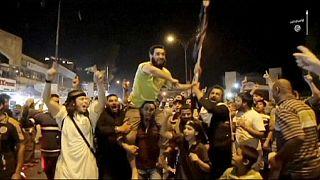 El brazo propagandístico del grupo Estado Islámico saca provecho de la victoria en Al Ramadi