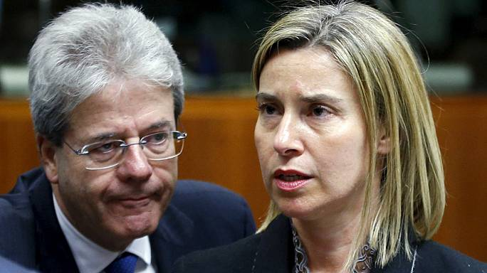 EU agrees to people smuggling crackdown in Libya