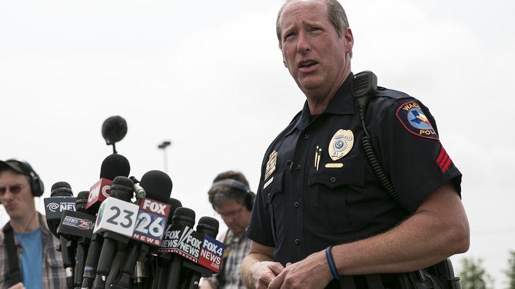 """Quasi 200 arresti a Waco in Zexas in relazione al massacro di """"Twin Peaks"""""""