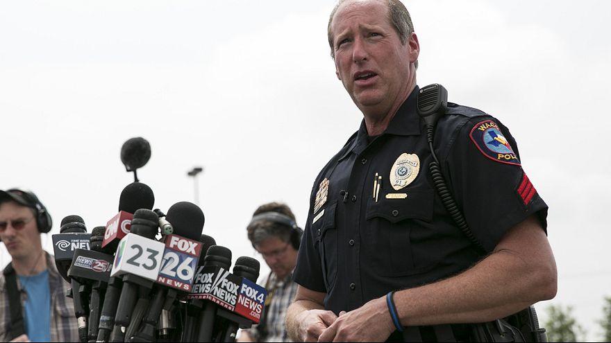 США: Около 200 участников побоища, устроенного байкерами в штате Техас, арестованы