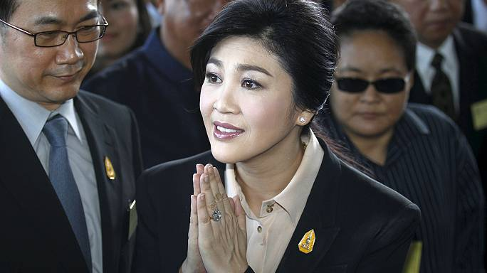 Tayland'ın devrik başbakanı ilk kez hakim karşısında