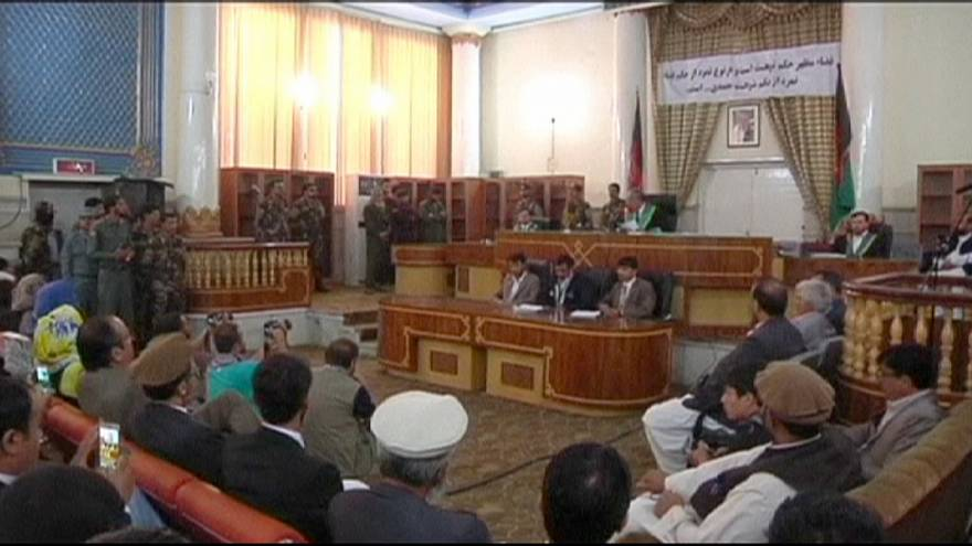 Rendőröket ítéltek börtönbüntetésre Afganisztánban