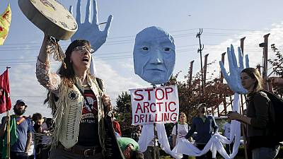 Seattle begins the battle with Shell over Arctic drilling