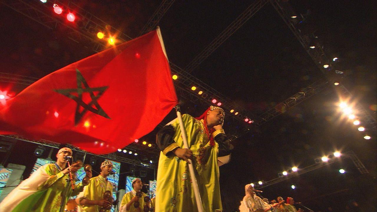 A gnaua zene ünnepe a marokkói Essaouirában