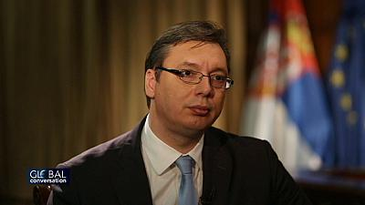 EU membership remains Serbia's priority, says PM Aleksandar Vucic