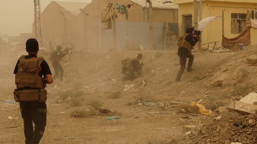 Iraque: Está em marcha a operação iraquiana para reconquistar Ramadi ao ISIL