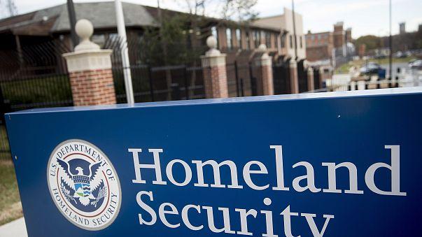 Image: Dept. Of Homeland Security HQ