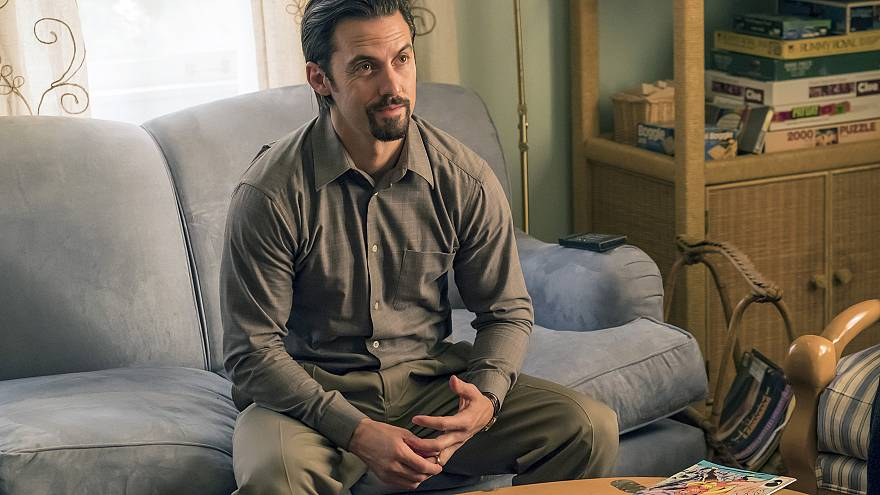"Image: Milo Ventimiglia as Jack on ""This Is Us."""