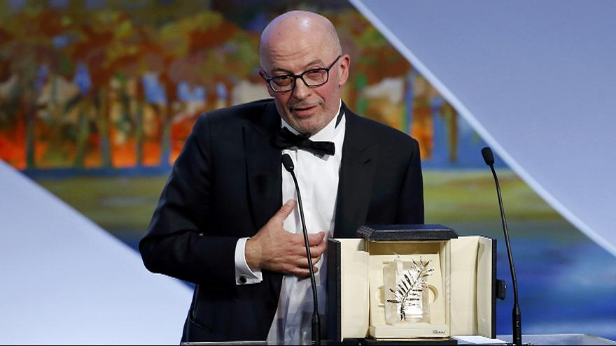 فوز فيلم ديبان للمخرج الفرنسي جاك اوديار بجائزة السعفة الذهبية لمهرجان كان السينمائي