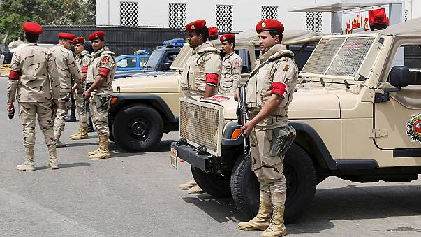 Security forces' sex attacks 'surge' in Egypt