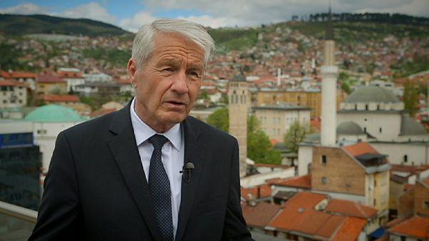 Thorbjørn Jagland, Secretary General, Council of Europe