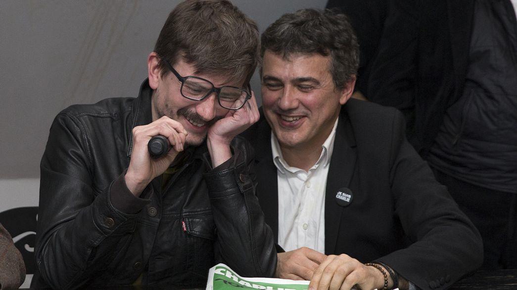 El icónico dibujante de Charlie Hebdo, Luz, abandona el semanario satírico