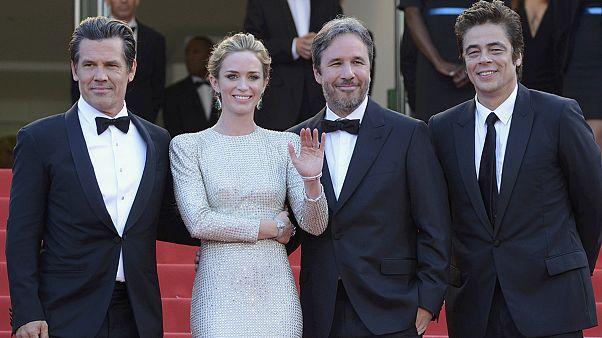 Cannes jour 7 : entrée des artistes