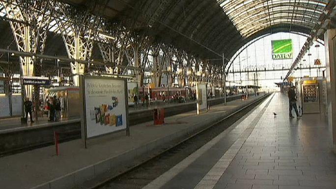 المانيا: الاضراب التاسع خلال 10 اشهر لسائقي القطارات