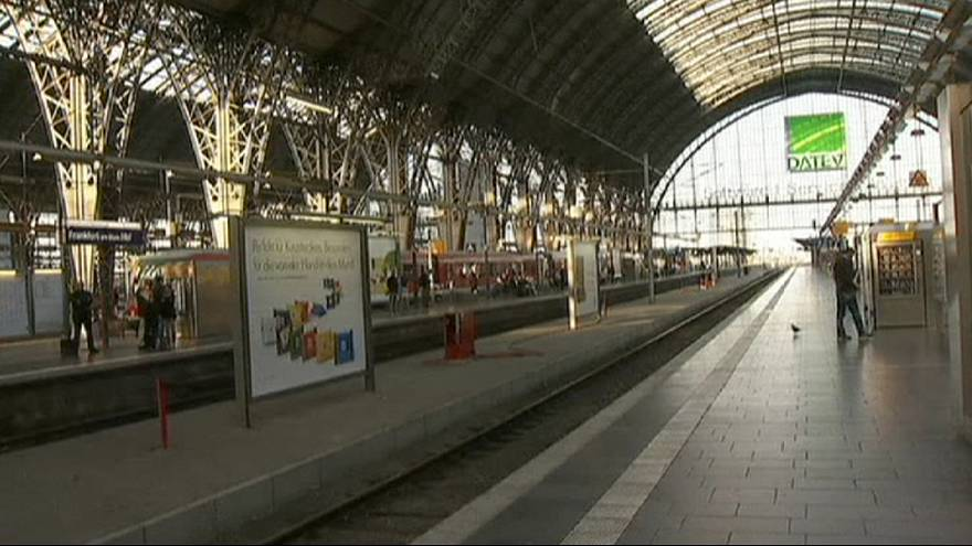 German train drivers begin open-ended strike