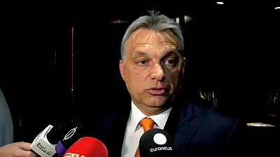 Hungary's Orban: EU nations should have power over death penalty