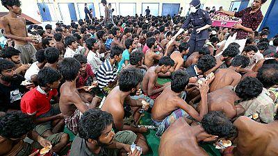 Bootsflüchtlinge: UN-Appell an Thailand, Malaysia und Indonesien