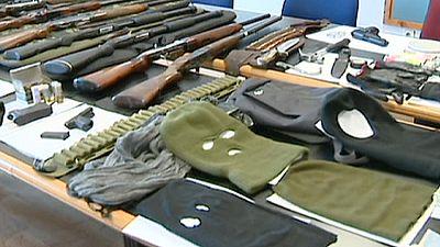 Suspected money van robbers arrested in Portugal