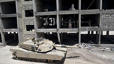 Video: Irakische Armee befreit Soldaten aus IS-besetztem Ramadi