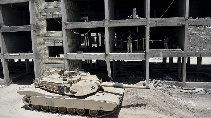 """Иракское командование готовится к освобождению Рамади от боевиков """"Исламского государства"""""""