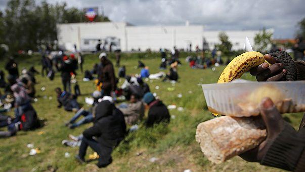 Hollande rechaza las cuotas de refugiados que propone Bruselas