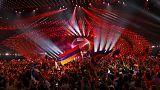 عشر دول تجتاز دور النصف النهائي الأول لمسابقات اليوروفيجين للأغنية