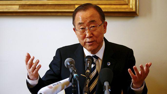Visszamondta Észak-Korea az ENSZ főtitkárának látogatását