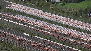 Самая долгая стачка Германии: бастуют машинисты Deutsche Bahn