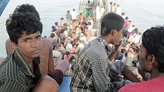 Μαλαισία - Ινδονησία: Προσωρινό καταφύγιο σε 7.000 μετανάστες
