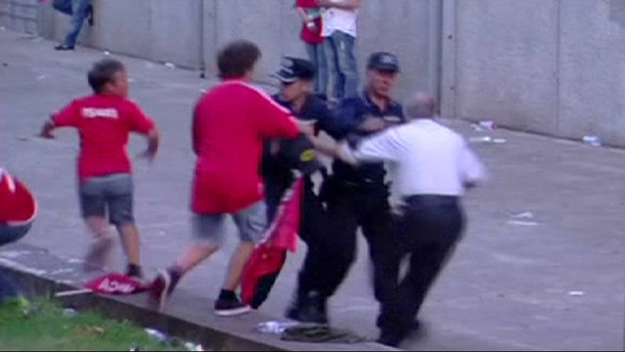Agressão policial em Guimarães: Vítima clama inocência e lamenta trauma do filho