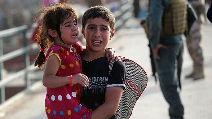 Ιράκ: Μαίνονται οι μάχες για την ανακατάληψη του Ραμάντι από το ΙΚΙΛ