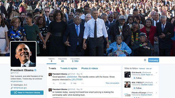 Barack Obama champion sur Twitter : il bat le record Guinness des abonnés