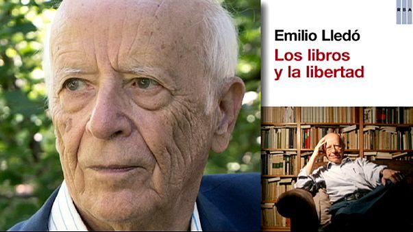 Asturias İletişim ve İnsanlık dalındaki ödülü Emilio Lledo'nun