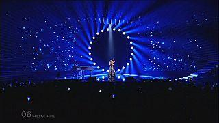 Eurovision'da ilk yarı final tamamlandı