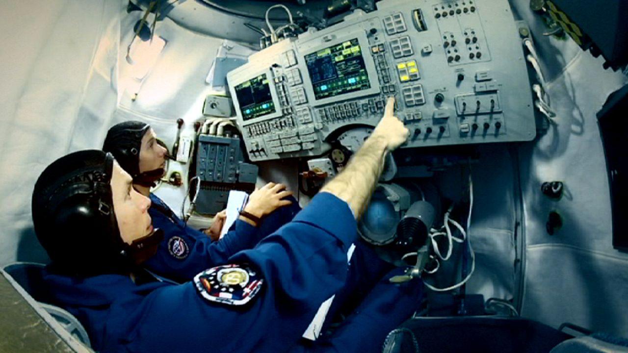 Uzayda birşeyler yanlış giderse, herşey alt üst olur