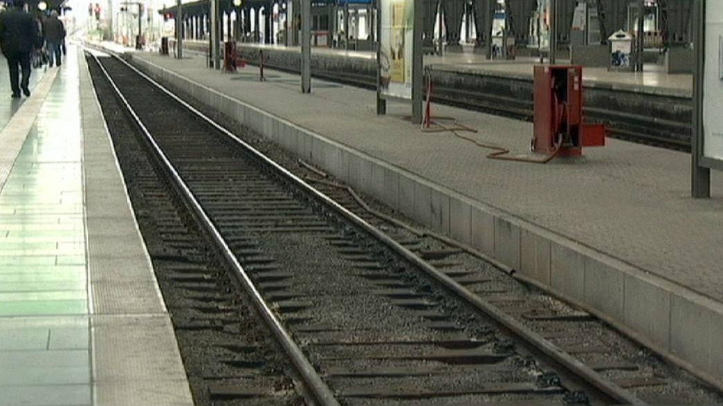 Germania, 2/3 traffico ferroviario bloccato dallo sciopero