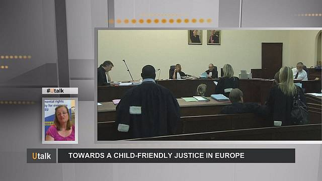 AB ülkelerinde adli işlemlerde çocuk hakları